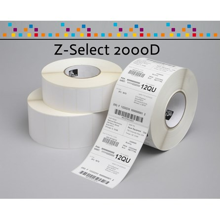 Z-Select 2000D tag