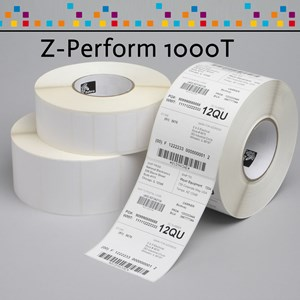 Z-Perform 1000T tag in bobina