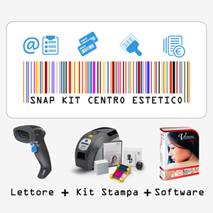Kit Software per centri estetici