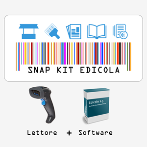 Kit Software per edicole