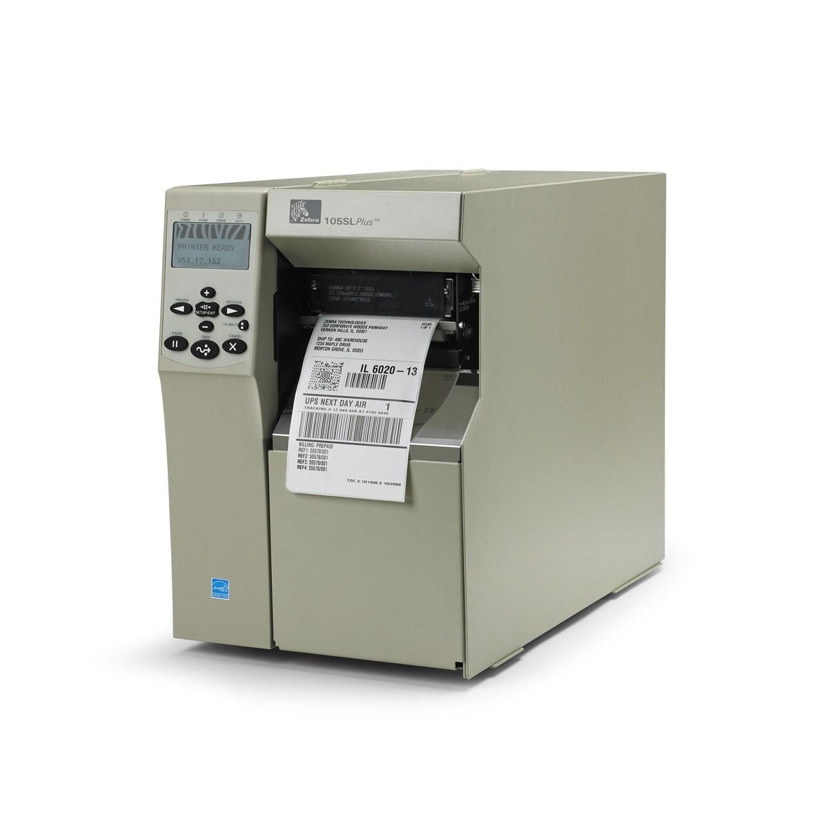 Label Printer Zebra 105SL Plus