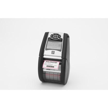 Zebra QLn220, USB, RS232, NFC, 8 dots/mm (203 dpi), RTC, display, EPL, ZPL,  CPCL